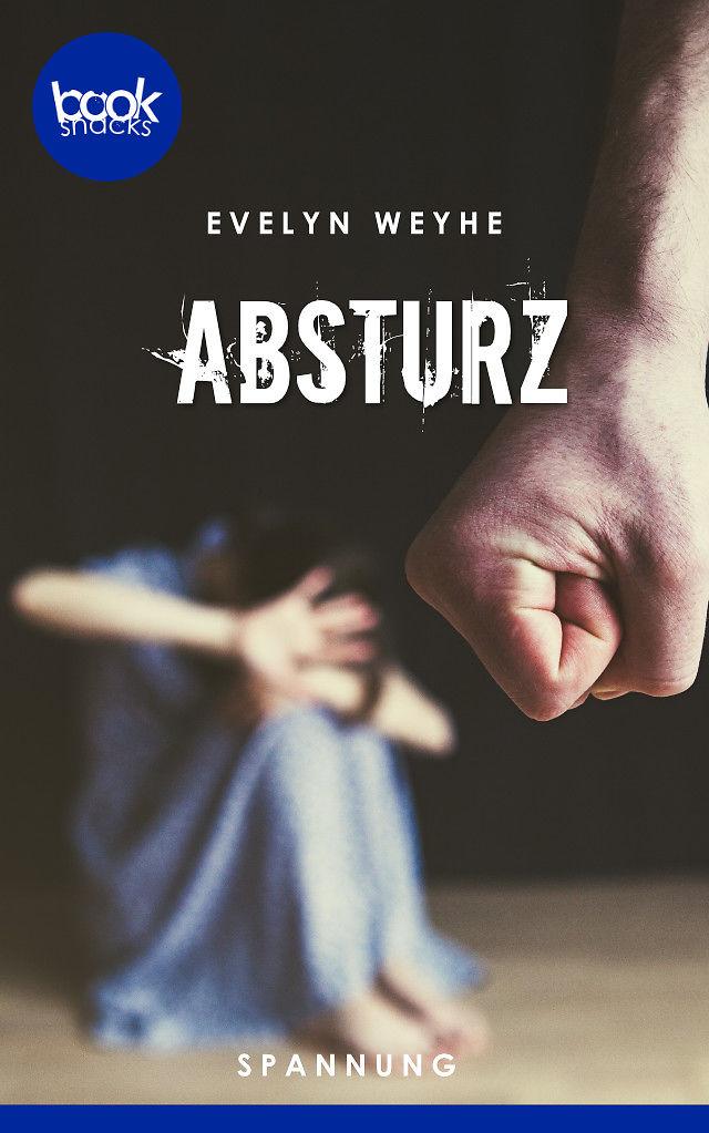 Cover - Absturz - Kurzgeschichte
