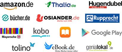 BoD-BuchShop-Logos