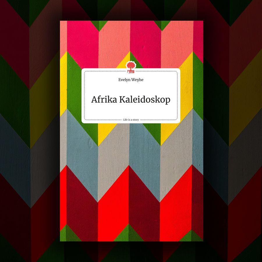 Buchcover Afrika Kaleidoskop