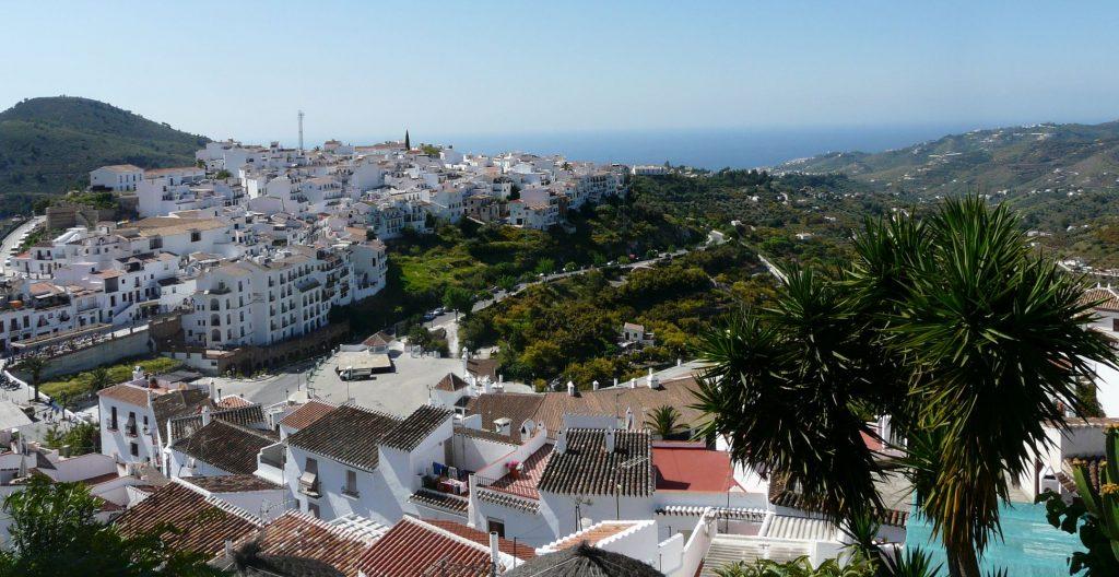 Banner vom Artikel: Frigiliana - schönstes Dorf der Provinz Malaga