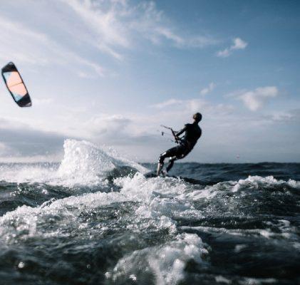 Kiter-Spaß