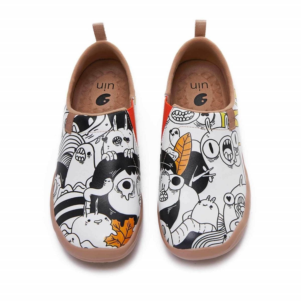 Kunst am Schuh